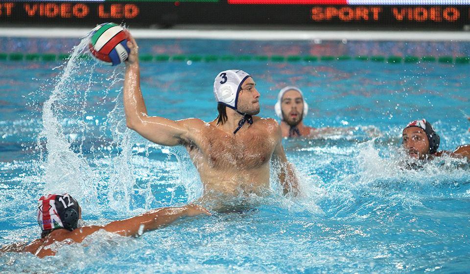Esordio con sconfitta per la Pallanuoto Trieste nel massimo campionato.