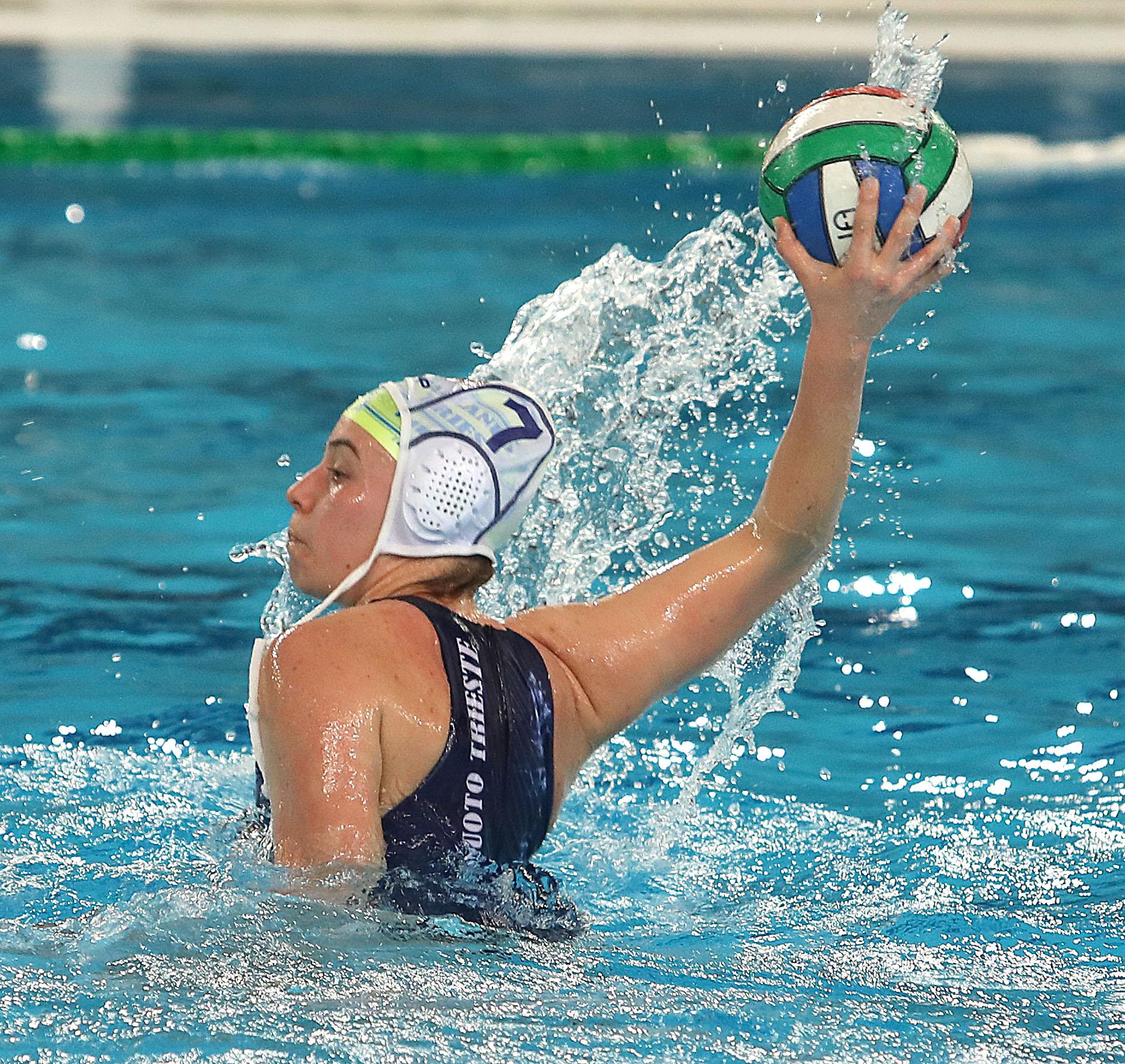 """Under 19 femminile: tra il 26 e il 29 luglio a Rapallo si giocano le finali scudetto. Ilaria Colautti: """"Torneo equilibrato, obiettivo semifinale"""""""