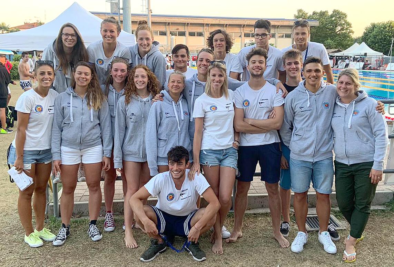 Nuoto, finali regionali di Categoria: nella tre giorni di Gorizia arrivano tante medaglie per la Pallanuoto Trieste