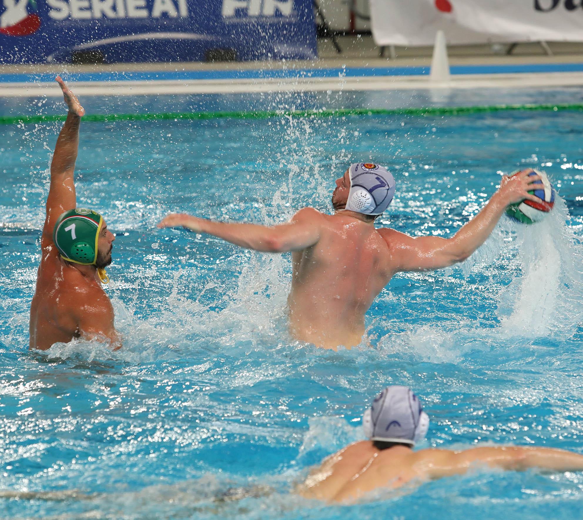 """L'Ortigia passa alla """"Bruno Bianchi"""" (5-8). Una buona Pallanuoto Trieste, soprattutto nei primi due tempi, si arrende all'esperienza dei siciliani. Miroslav Krstovic: """"La squadra oggi ha fatto bene"""""""
