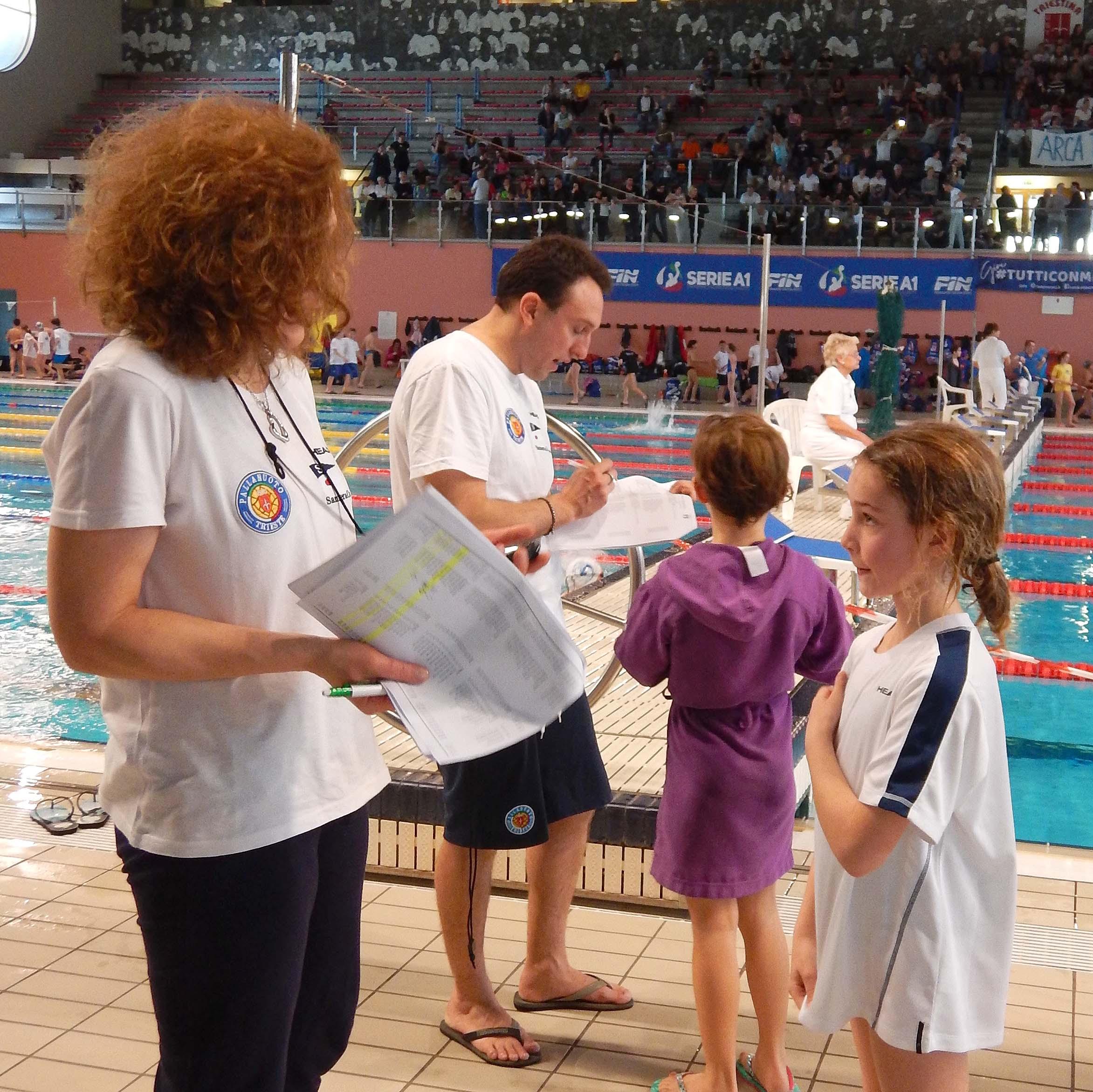Nuoto: finali regionali invernali Esordienti, prestazione positive per tutti i giovani atleti della Pallanuoto Trieste