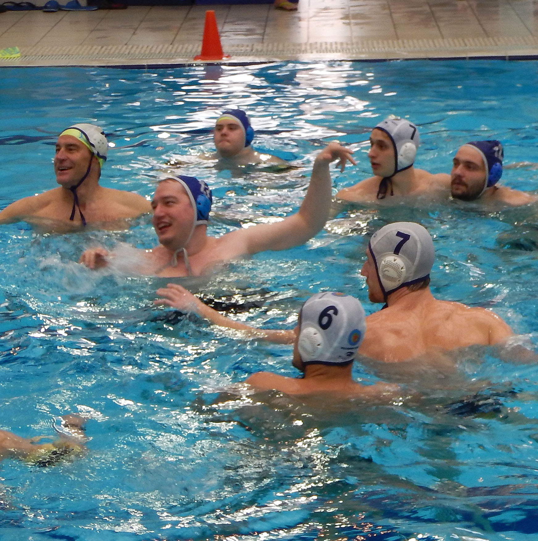 Aquaparty alla Piscina di San Giovanni: festa dello sport integrato con Calicanto Onlus e Pallanuoto Trieste