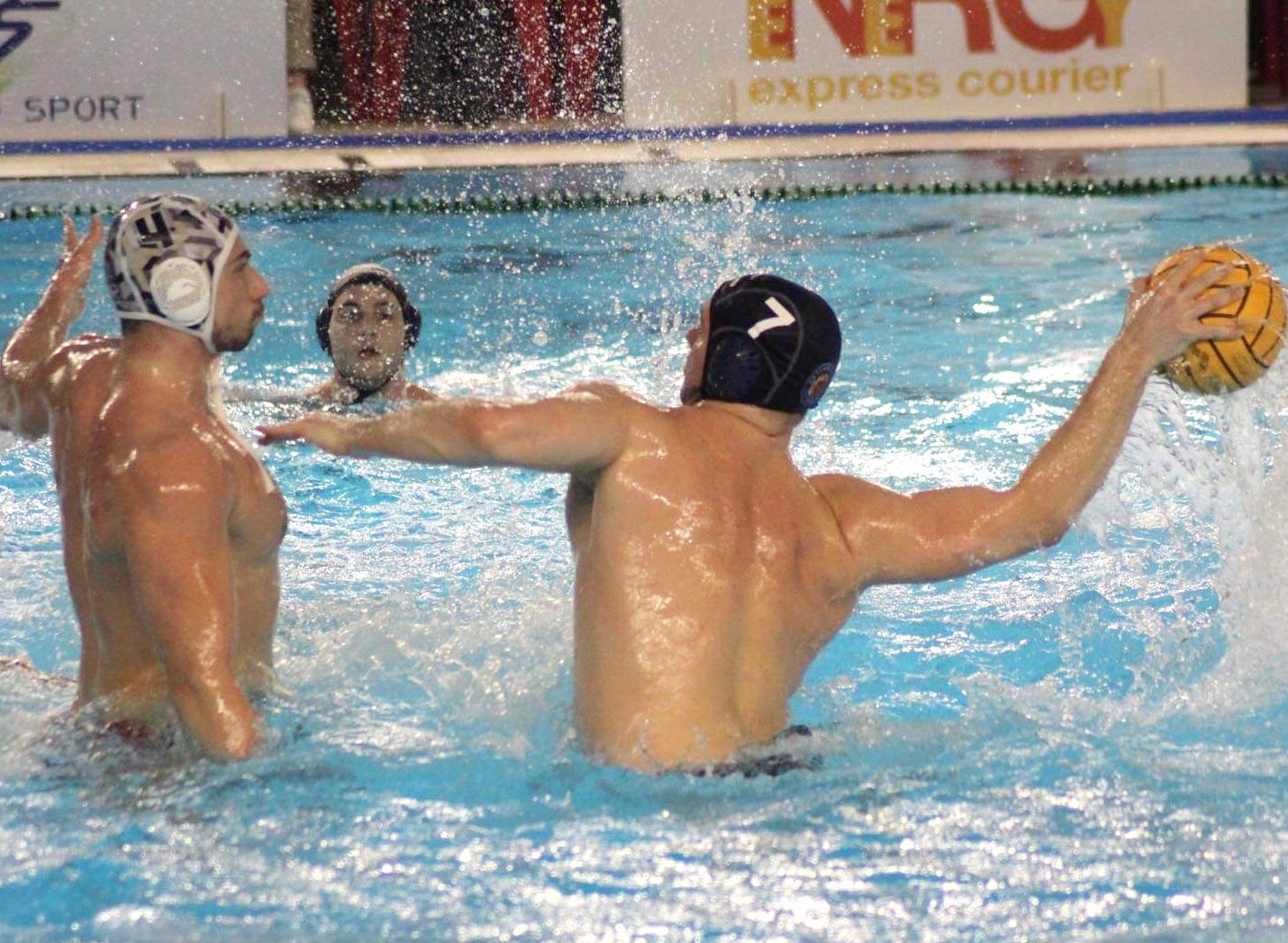 A Mompiano sorride l'An Brescia (16-5), ma una buona Pallanuoto Trieste regge il confronto con la seconda forza del torneo