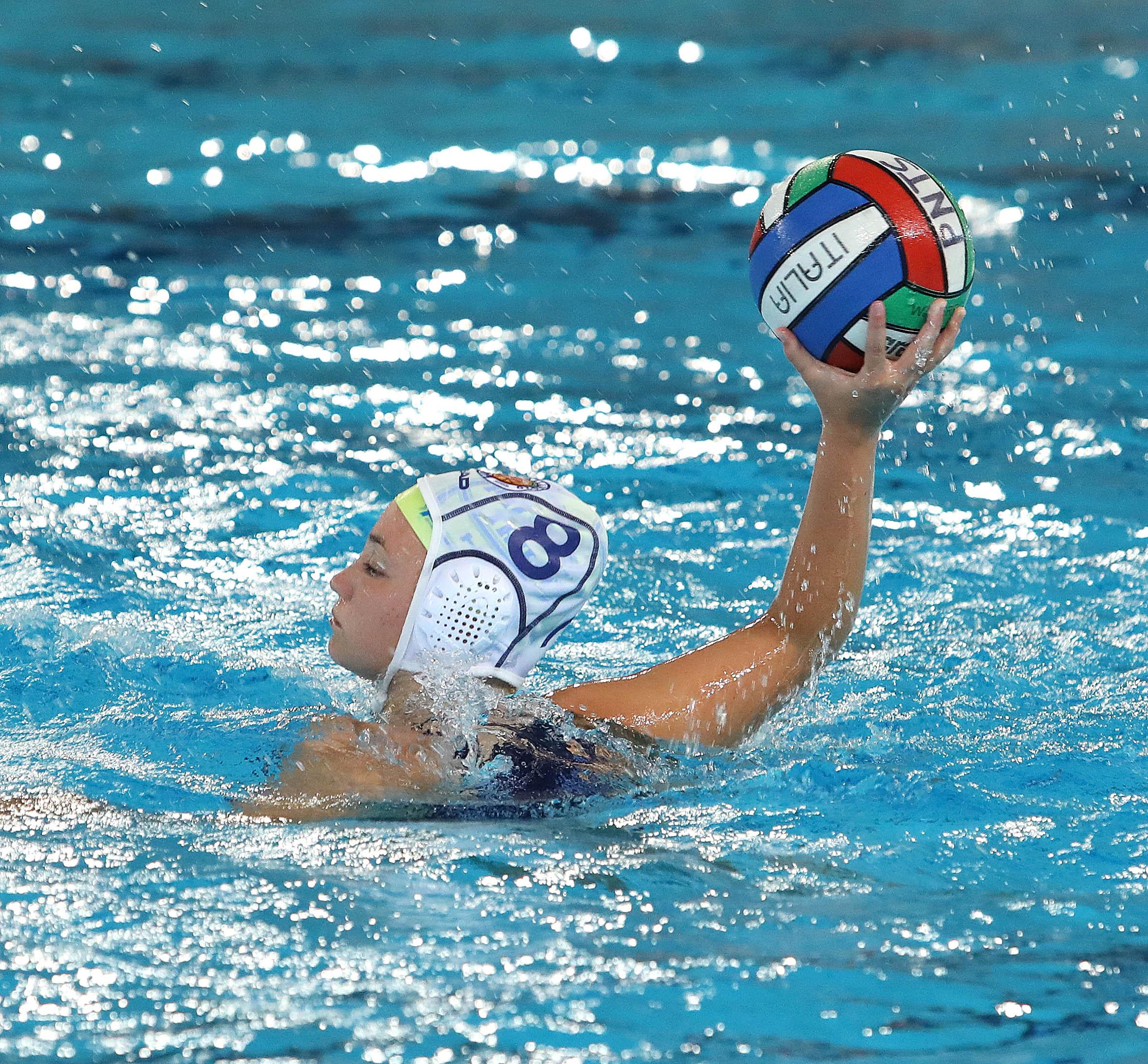 Under 15 femminile: finali scudetto, nella gara di esordio le orchette superano in rimonta la Venere Azzurra (7-3)