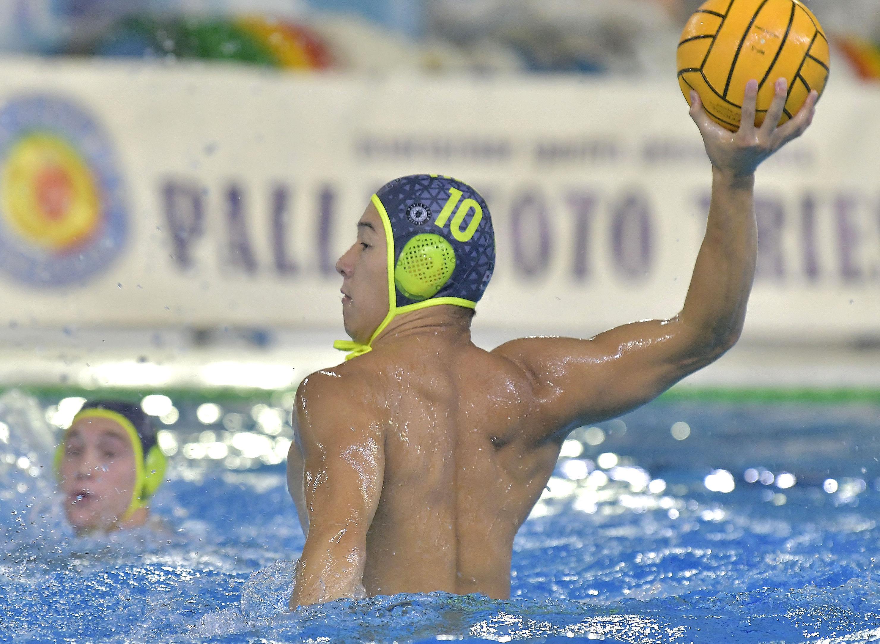 Coppa Italia, Trieste all'esordio impatta con il Savona (12-12)