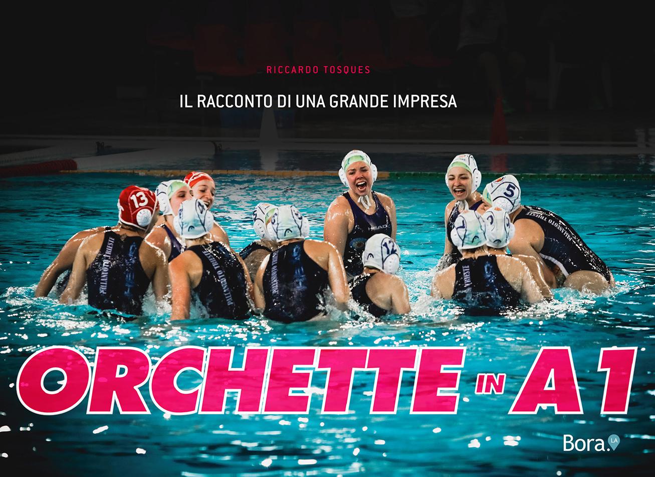 """La presentazione ufficiale della stagione 2019/2020. E del libro """"Orchette in A1 - Il racconto di una grande impresa"""""""