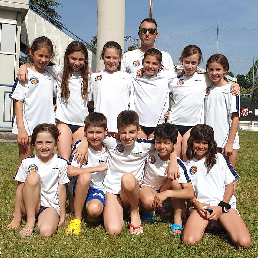 Trofeo dell'Est di Gorizia, nei 200 stile Roberta Antonione terza nella gara vinta da Federica Pellegrini