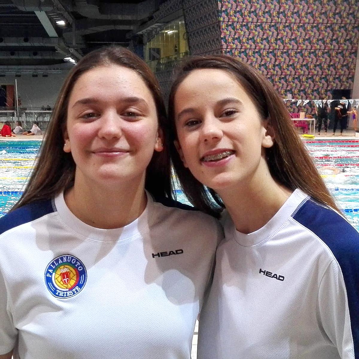 Altre due giovani orchette in azzurro. Grace Marussi e Rebecca Apollonio convocate con la nazionale nate nel 2004 e anni seguenti