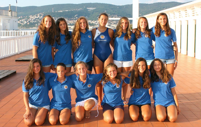 Under 15 femminile: giovedì 6 agosto via alle finali scudetto a Padova.