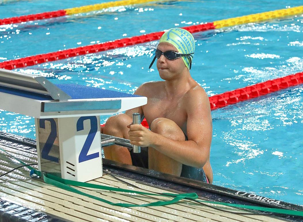 Prima prova regionale, tutti i tempi dei nuotatori della Pallanuoto Trieste