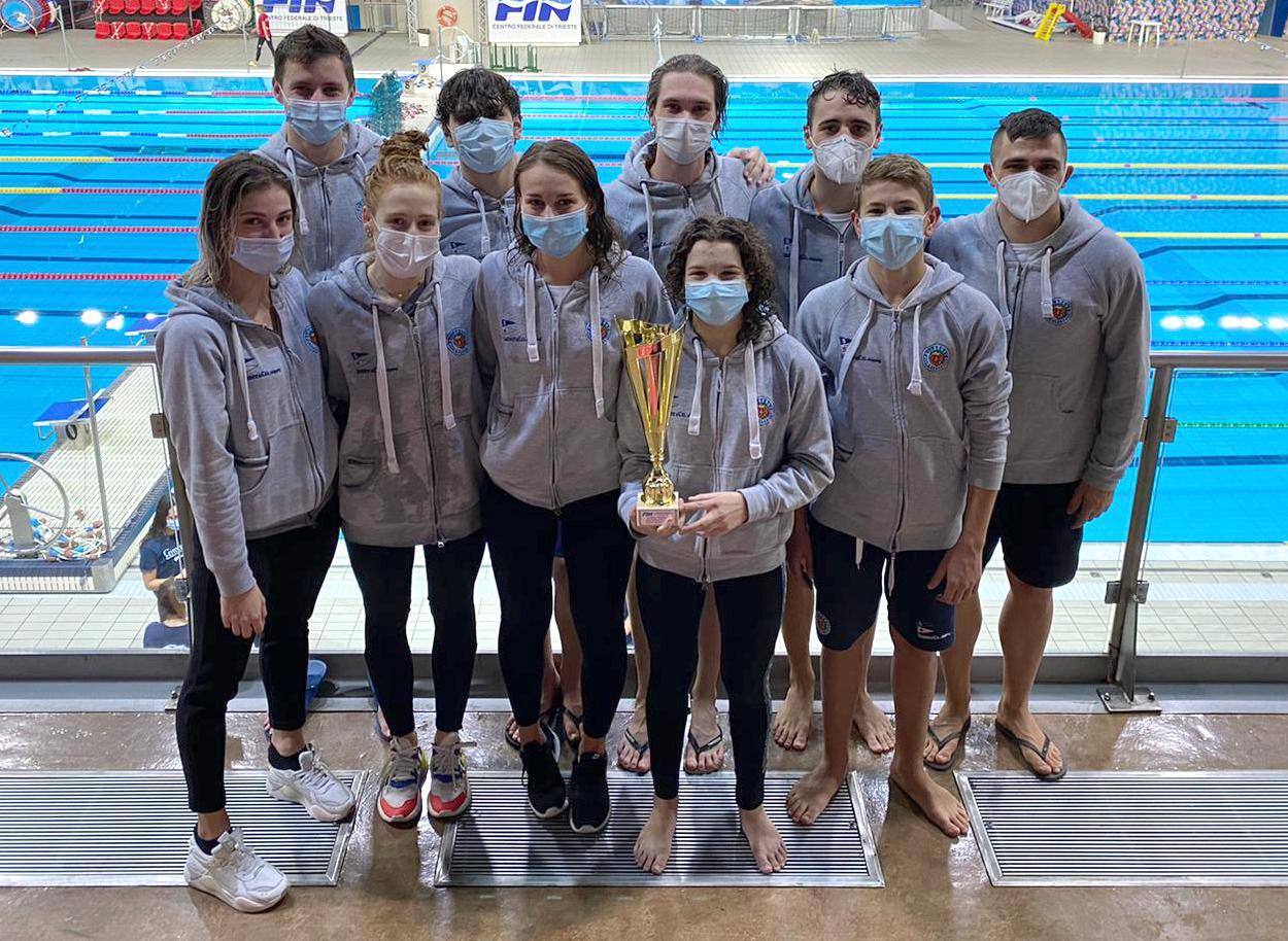 Coppa Brema: strepitoso terzo posto nella classifica maschile