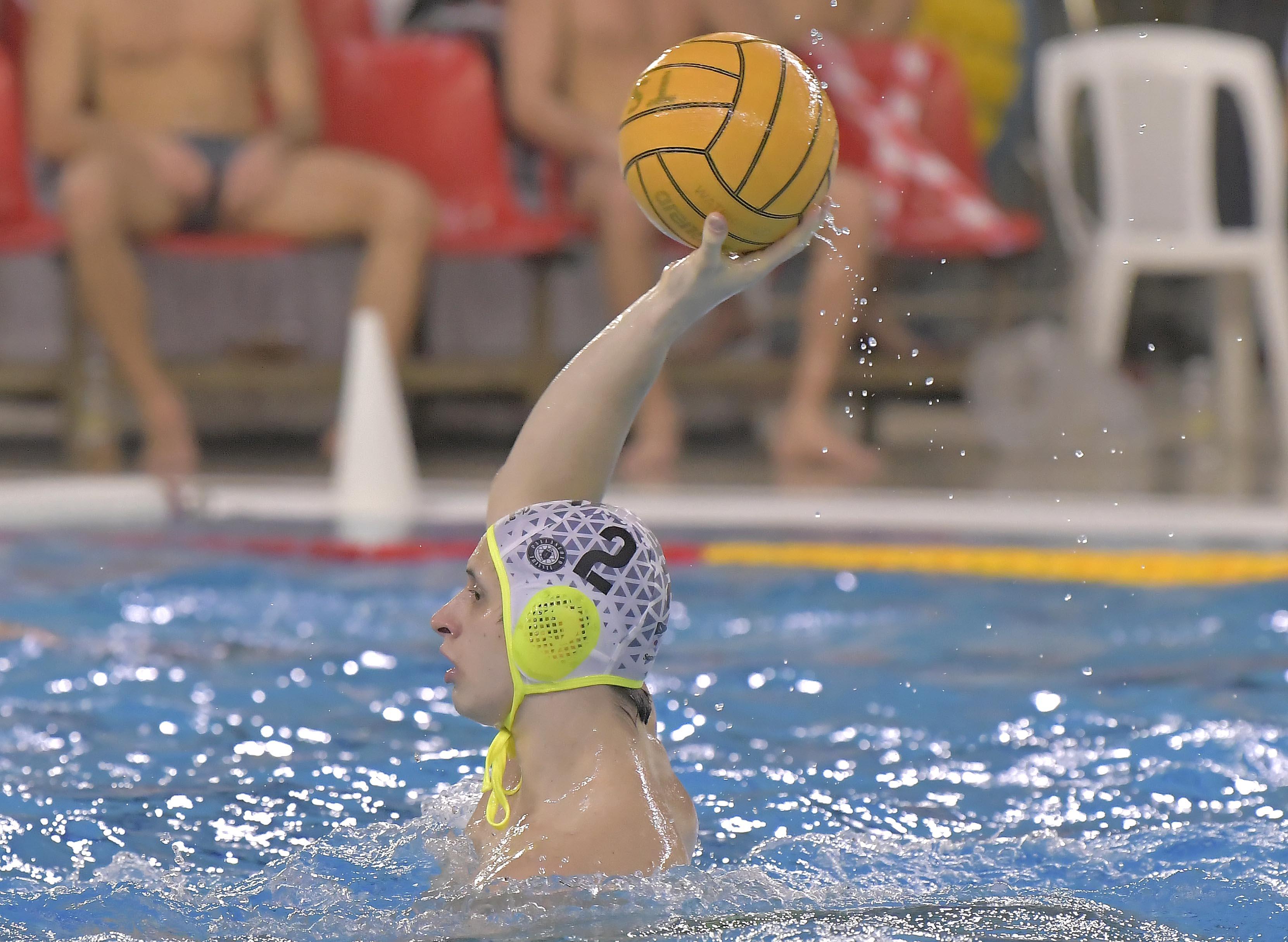 Rinviato il match del Foro Italico tra Roma Nuoto e Pallanuoto Trieste