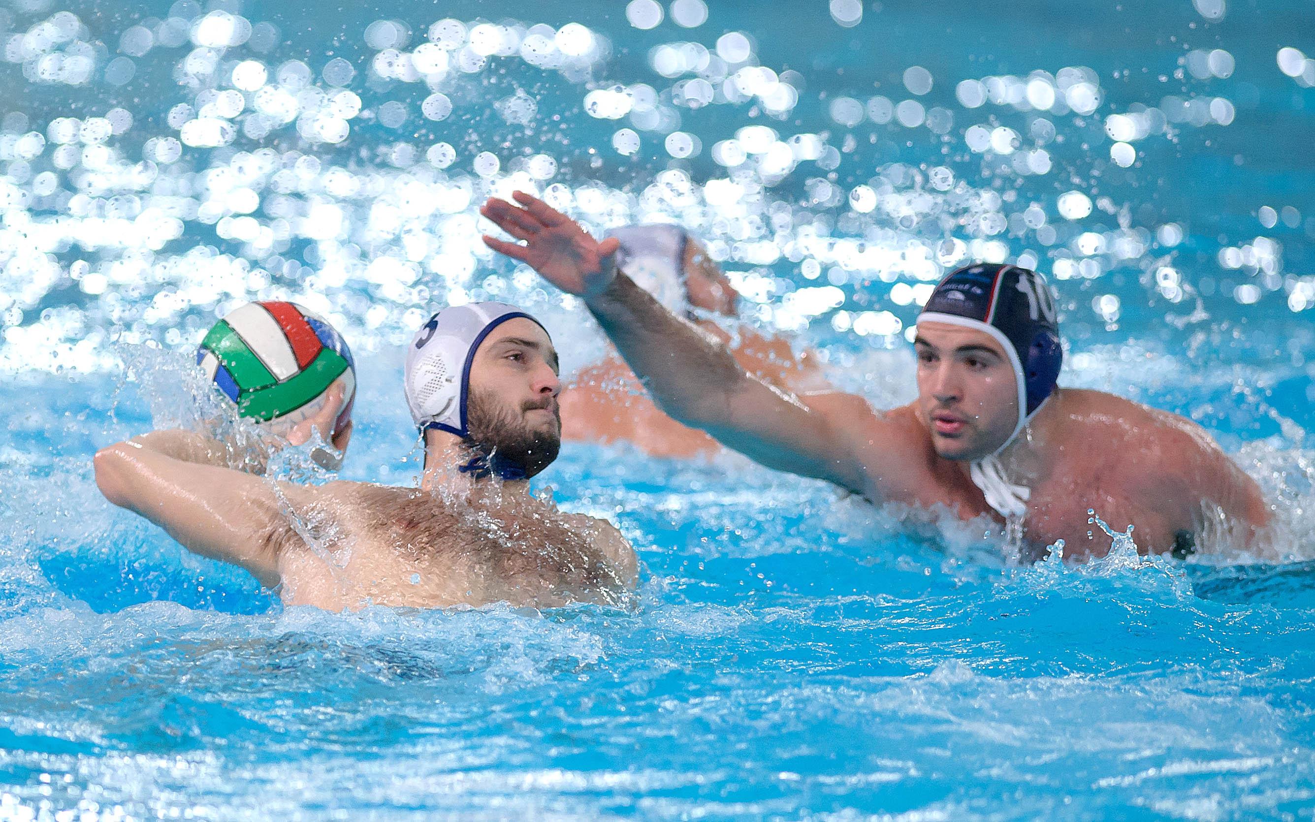 La Pro Recco è inarrestabile, la Pallanuoto Trieste si arrende (10-1) ai campioni d'Italia e d'Europa in carica. Alabardati sempre all'ottavo posto