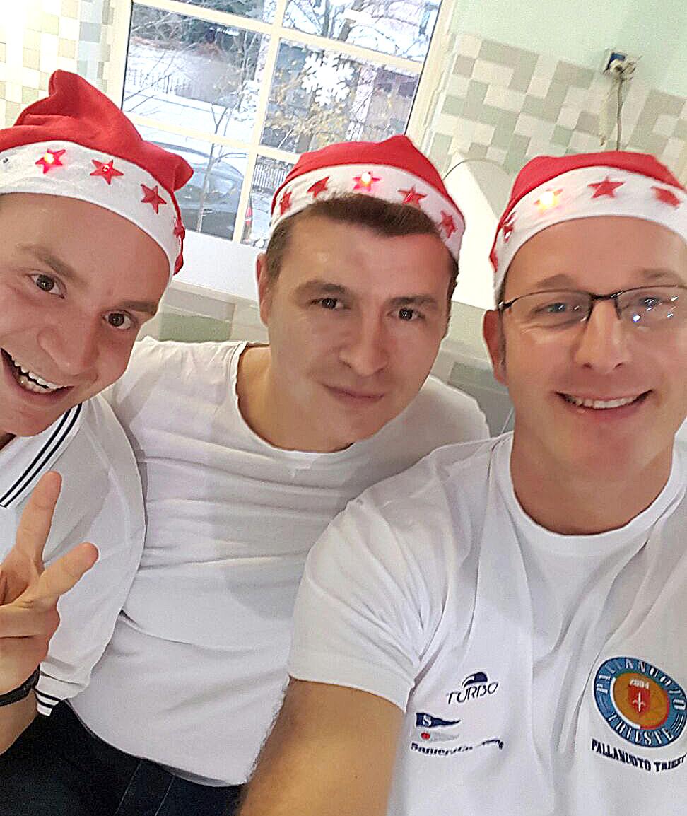 Settore giovanile: grande spettacolo e tanto divertimento a San Giovanni per il Torneo di Natale 2015