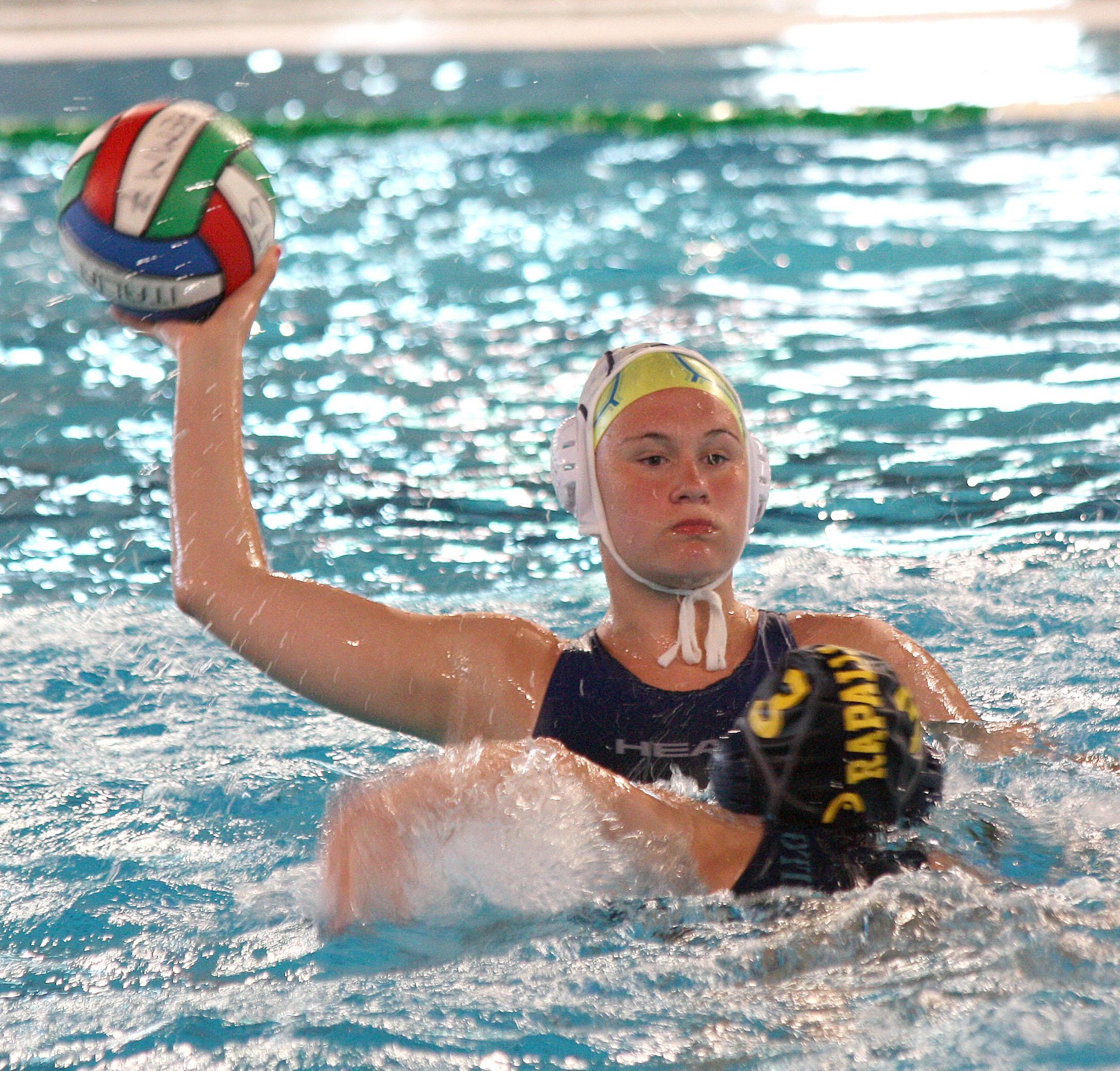 Under 17 femminile: girone di semifinale nazionale, la Pallanuoto Trieste stende anche il Rapallo (12-4)