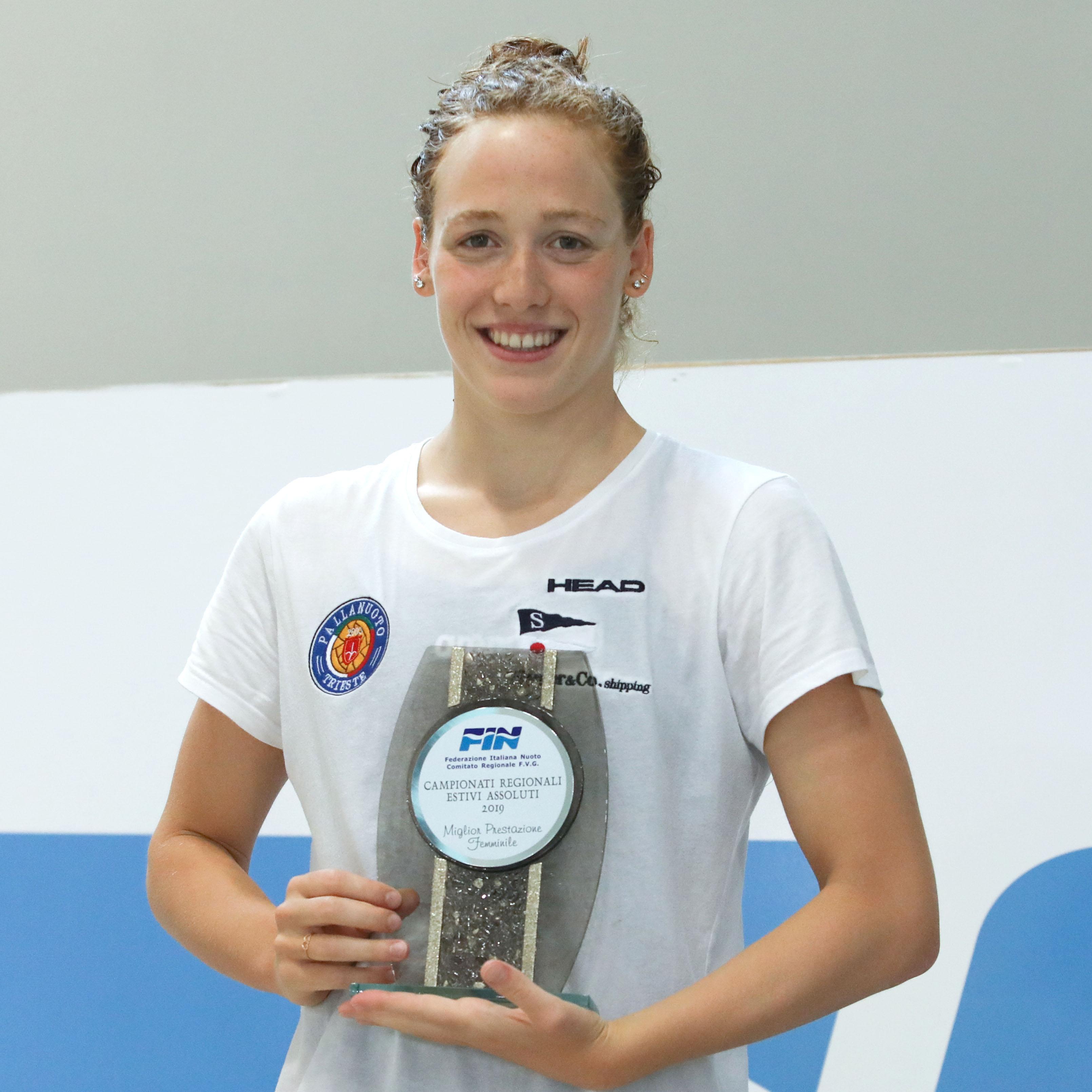 Campionati Regionali Assoluti: Pallanuoto Trieste 27 volte sul podio, secondo posto nella classifica per società a soli 4 punti dalla vetta