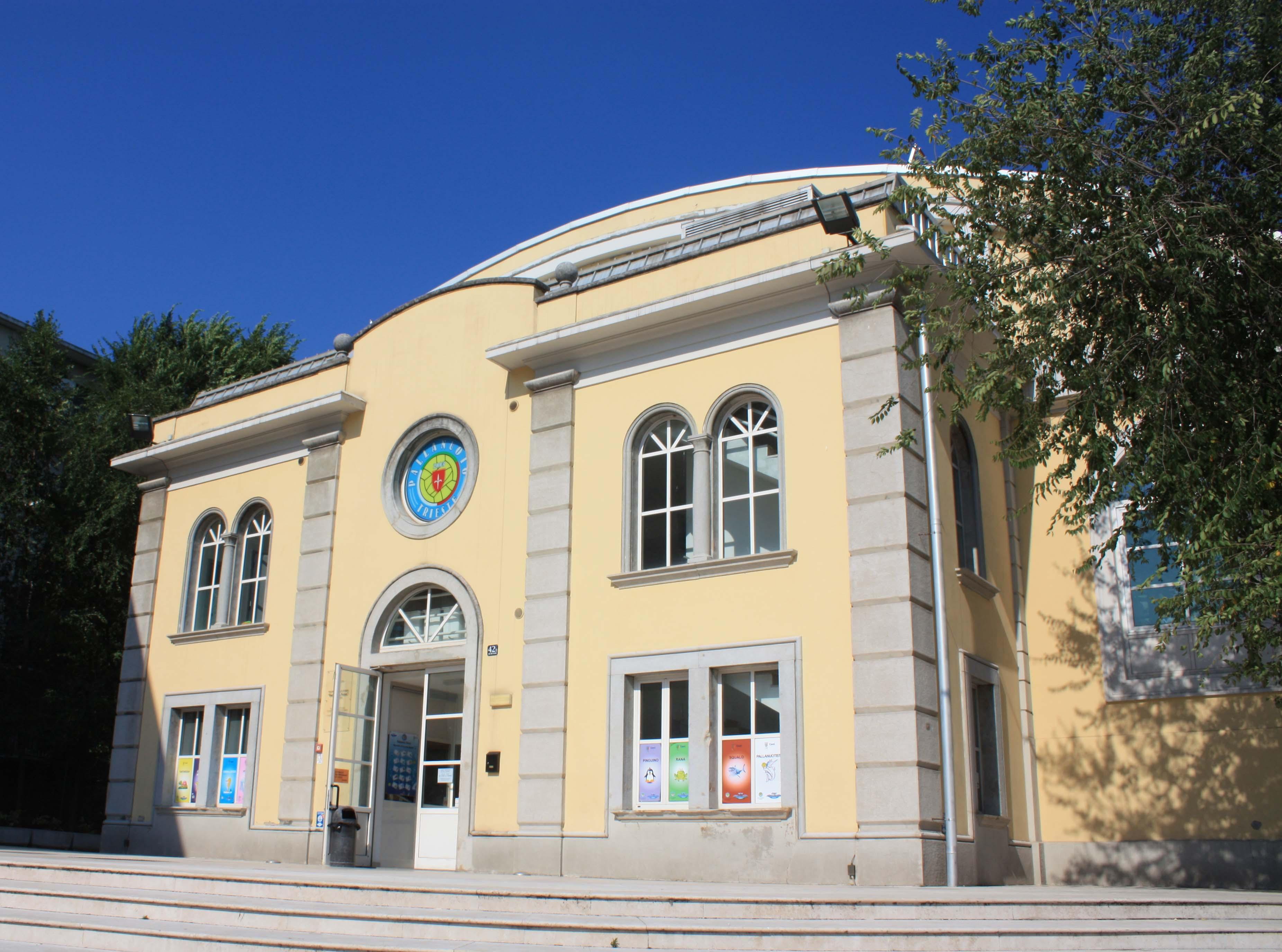 Piscina di San Giovanni. Attesa per l'inizio dei lavori, continui i contatti con gli uffici del Comune di Trieste